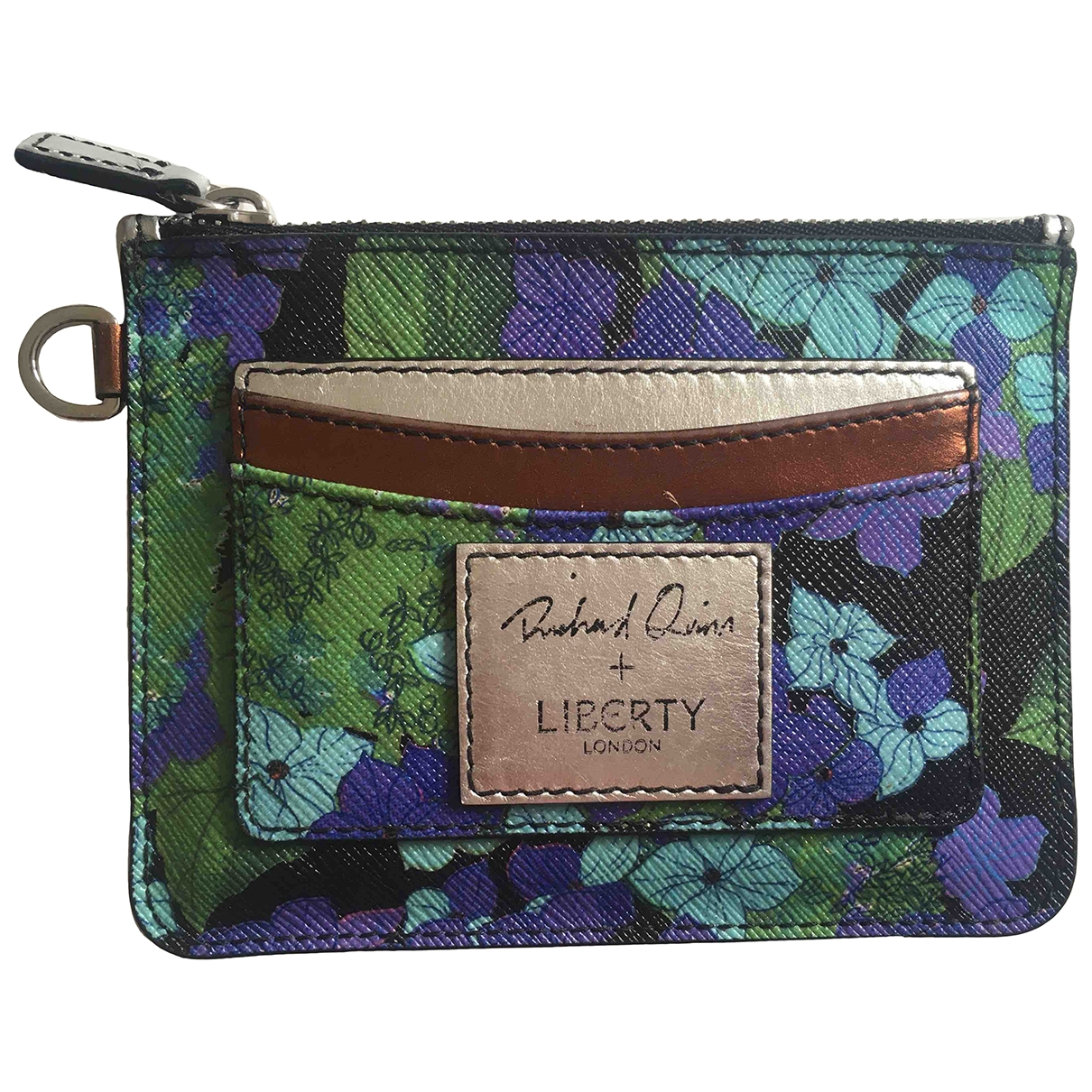 Monedero de Cuero Liberty Of London