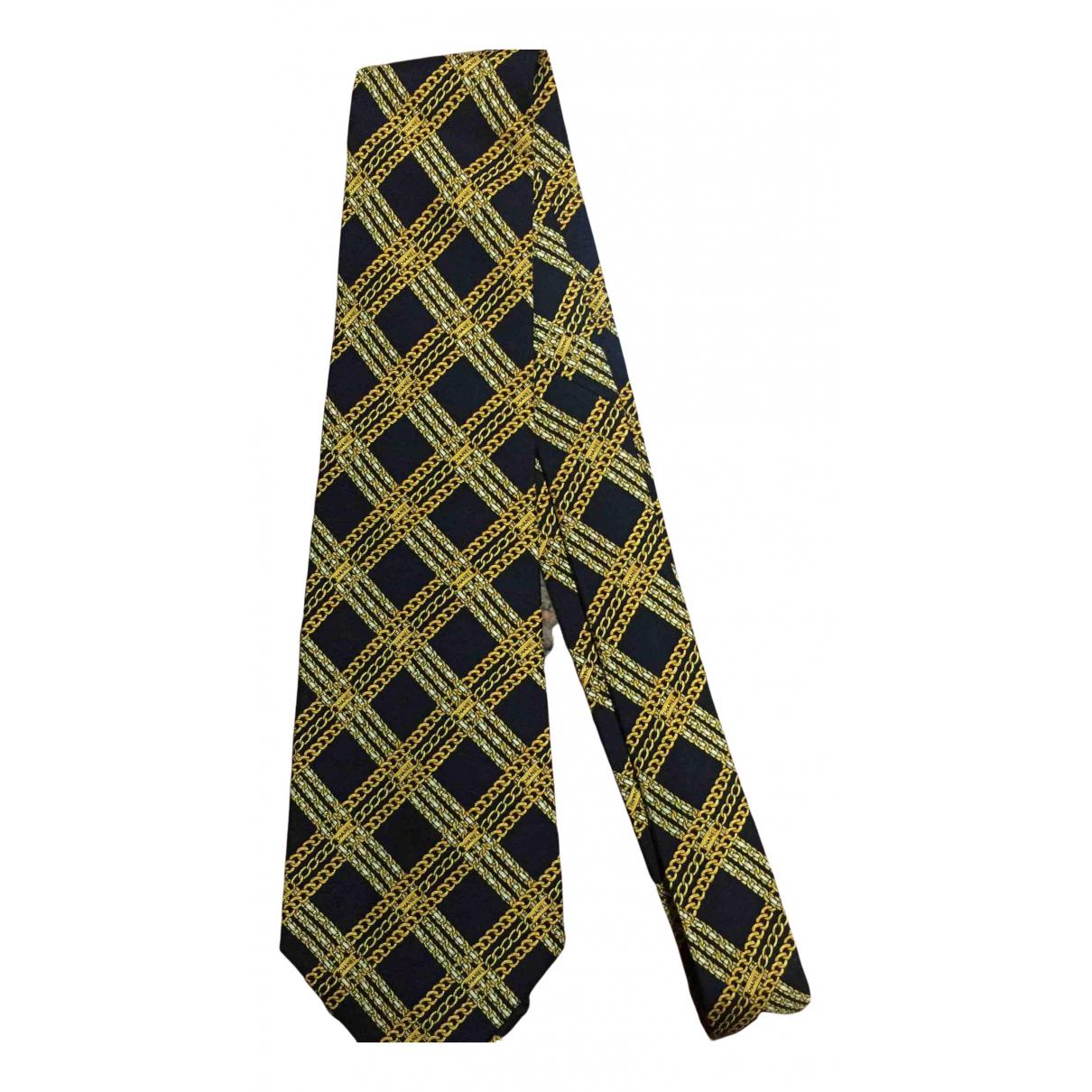 Chanel N Silk Ties for Men N