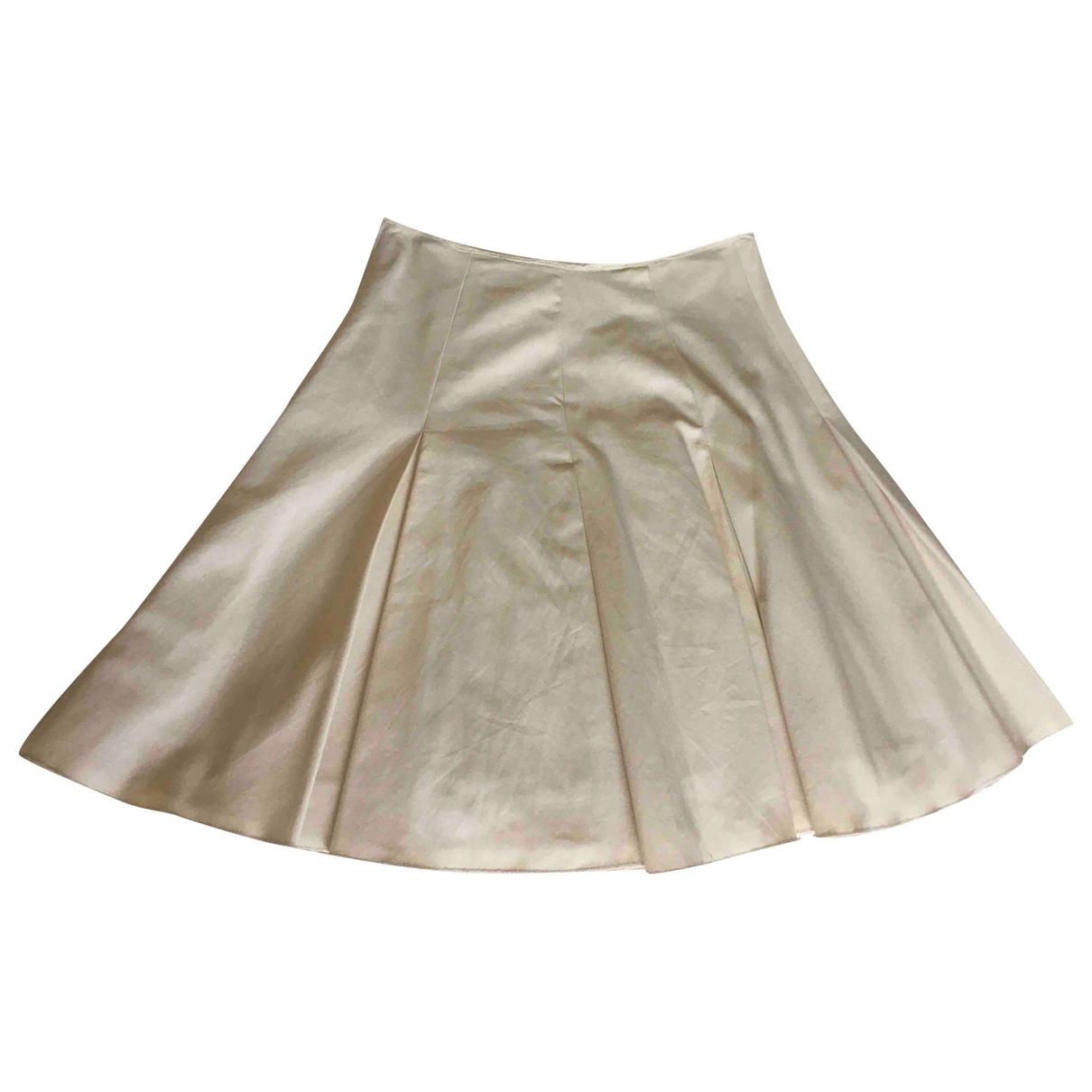 Paul Smith - Jupe   pour femme en coton - beige
