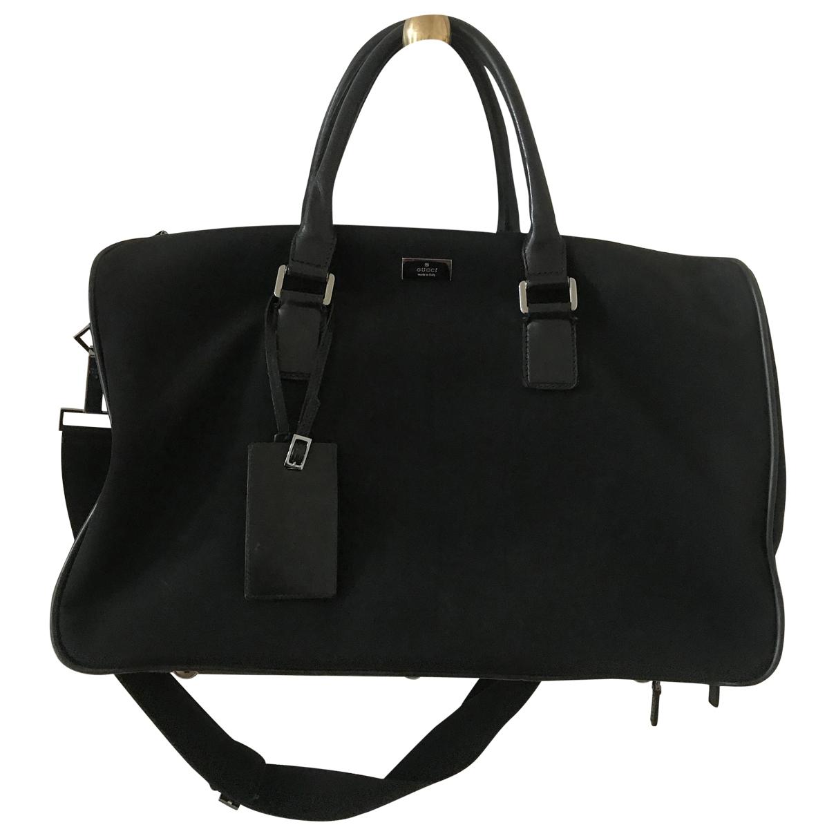 Gucci \N Black Travel bag for Women \N
