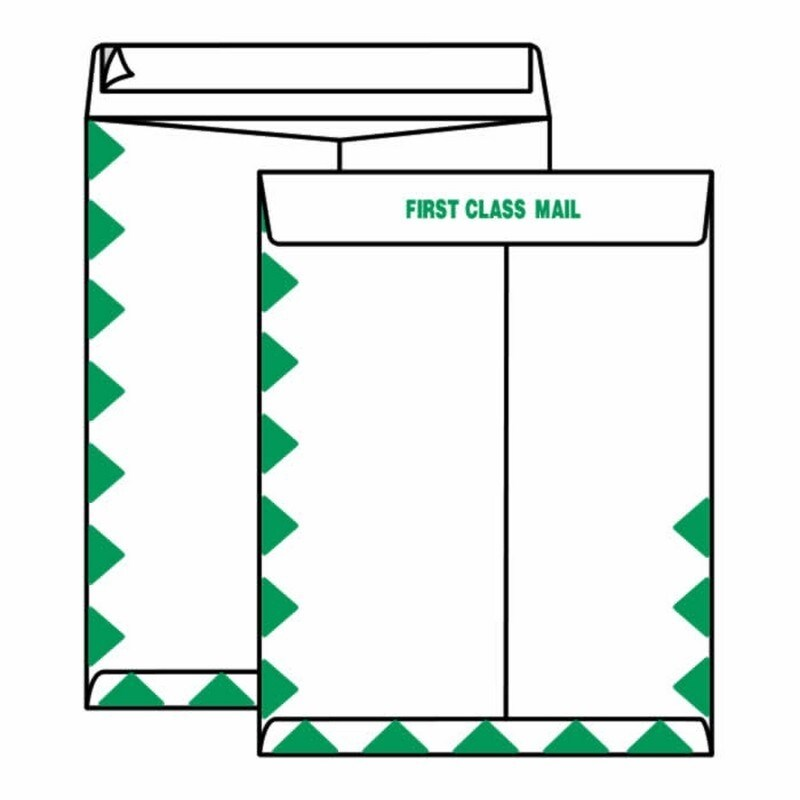 Open End First Class Tyvek Catalog Envelopes, 10