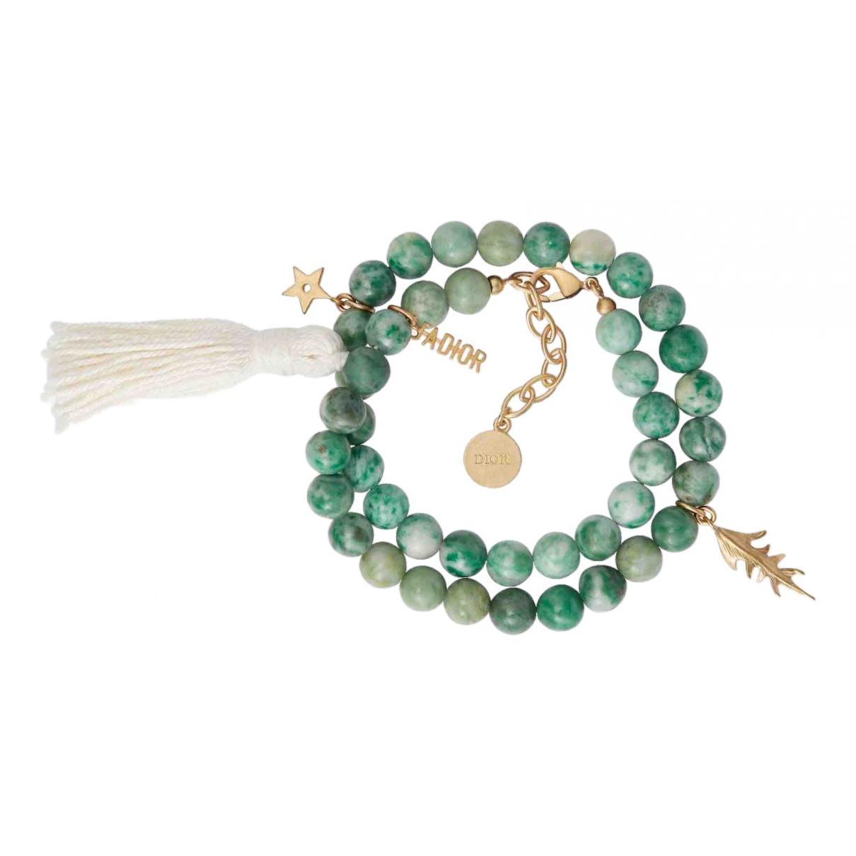 Dior Jadior Armband in  Gruen Jade