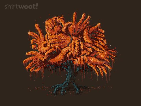 Beauti-fall Tree T Shirt