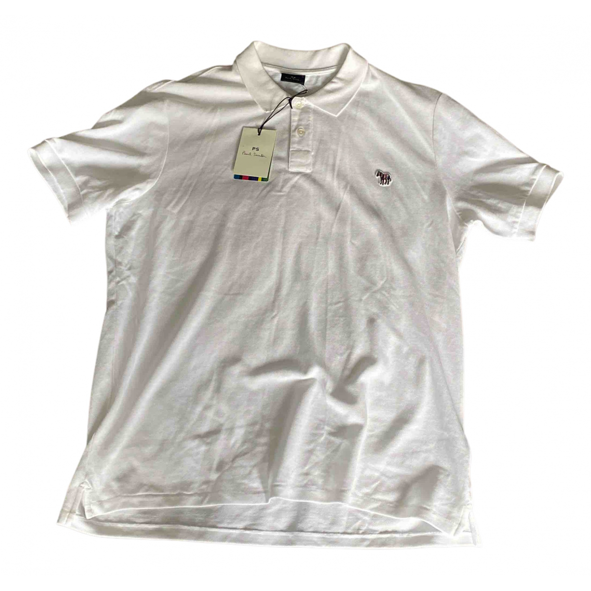 Paul Smith \N Poloshirts in  Weiss Baumwolle