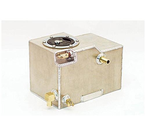 Canton Racing Aluminum S/C Coolant Tank-Battery Box Non-Drag Style