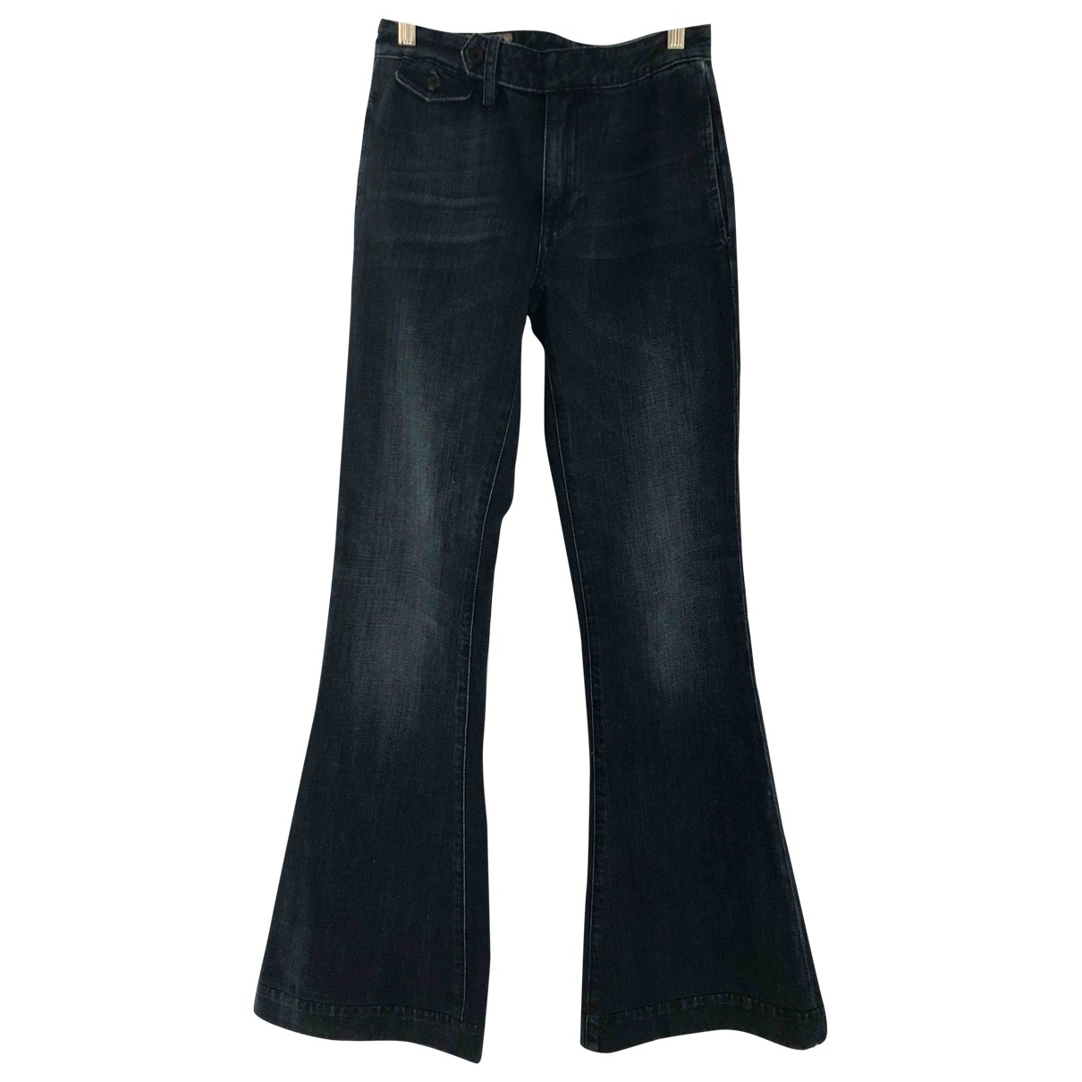 Polo Ralph Lauren \N Blue Denim - Jeans Jeans for Women 4 US
