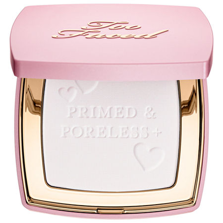 Too Faced Primed & Poreless Invisible Texture-Smoother Face Powder, One Size , No Color Family
