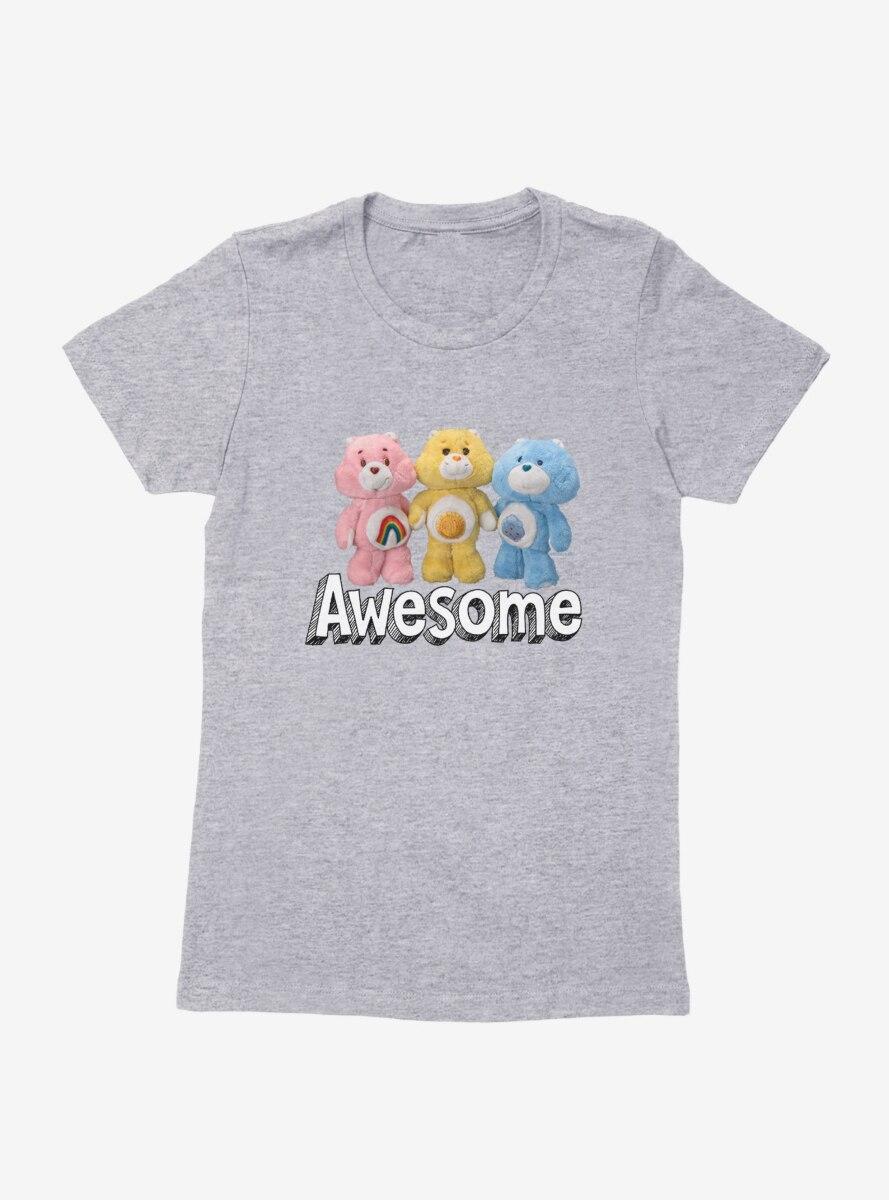 Care Bears Stuffed Awesome Womens T-Shirt