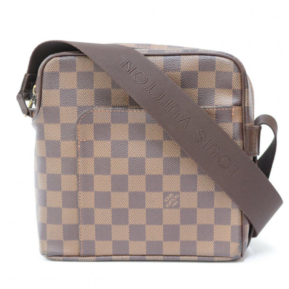 Louis Vuitton \N Handtasche in Leder
