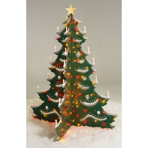 Woodworking Project Paper Plan to Build 4 ft. Christmas Tree