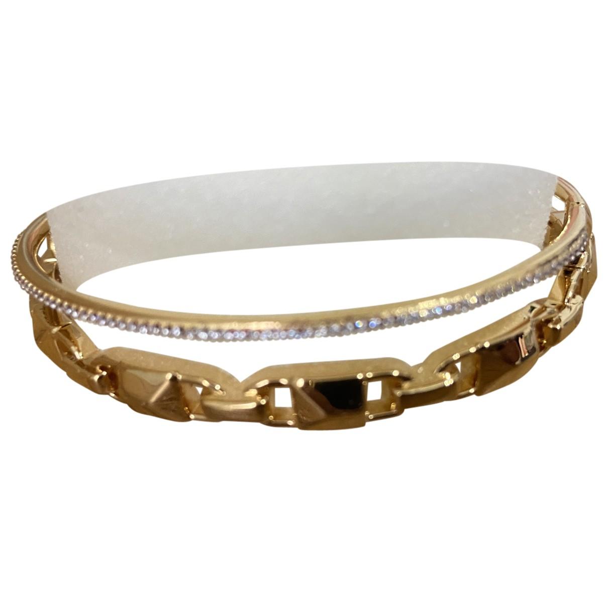 Michael Kors N Gold Gold plated bracelet for Women N