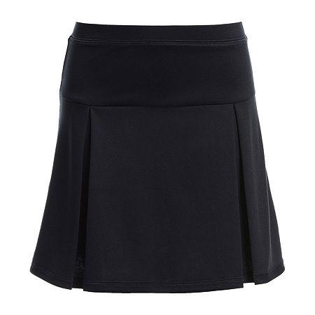 IZOD Adaptive Little & Big Girls Scooter Skirt, 4 , Blue