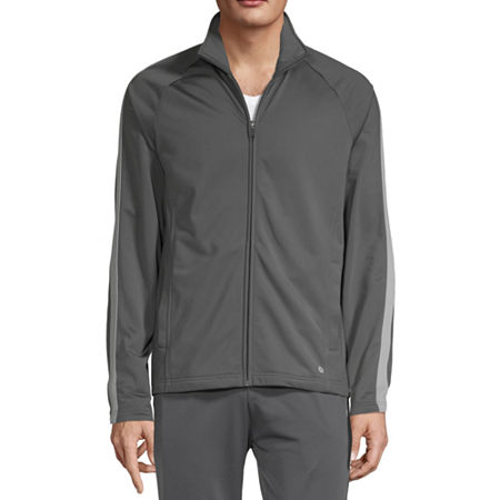 Xersion Lightweight Track Jacket, Xx-large , Gray