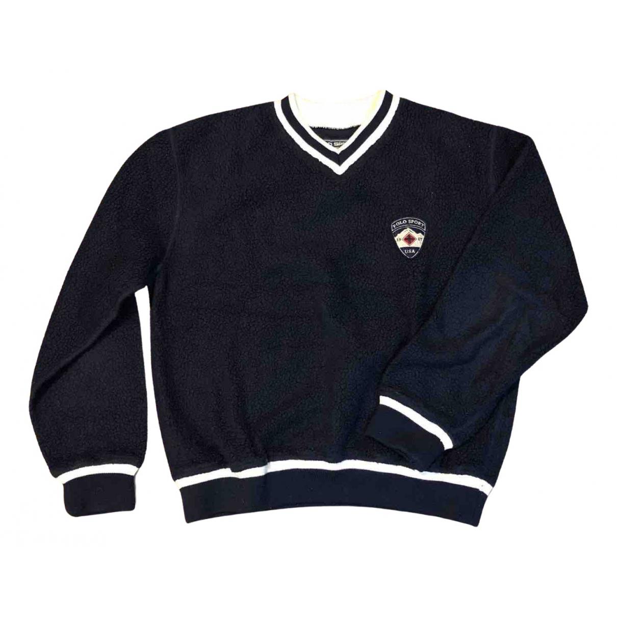 Polo Ralph Lauren \N Pullover.Westen.Sweatshirts  in  Blau Polyester