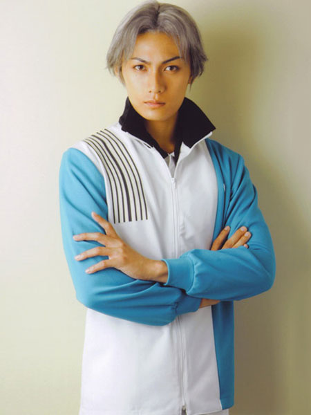 Milanoo Prince Of Tennis Hyoutei Academy Tennis Wear For Winter Cosplay Costume