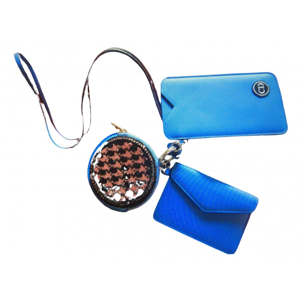 Dior - Accessoires   pour lifestyle en cuir - bleu