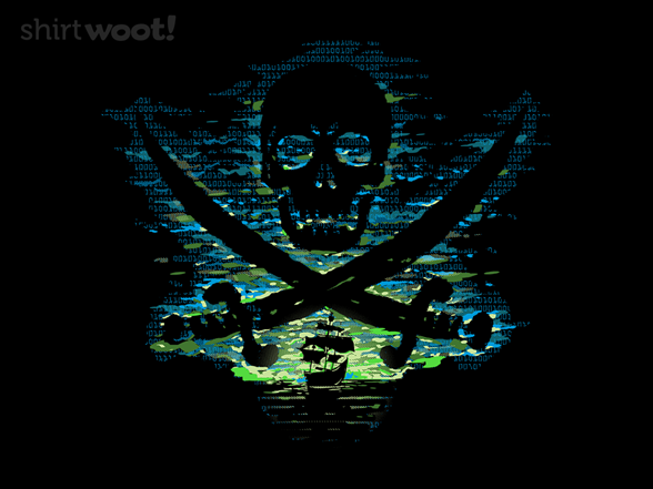The Pirate's Code T Shirt