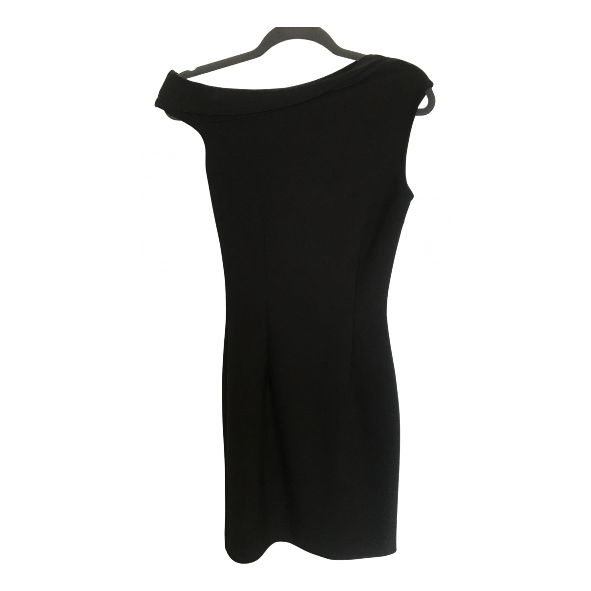 By Malene Birger \N Kleid in  Schwarz Polyester