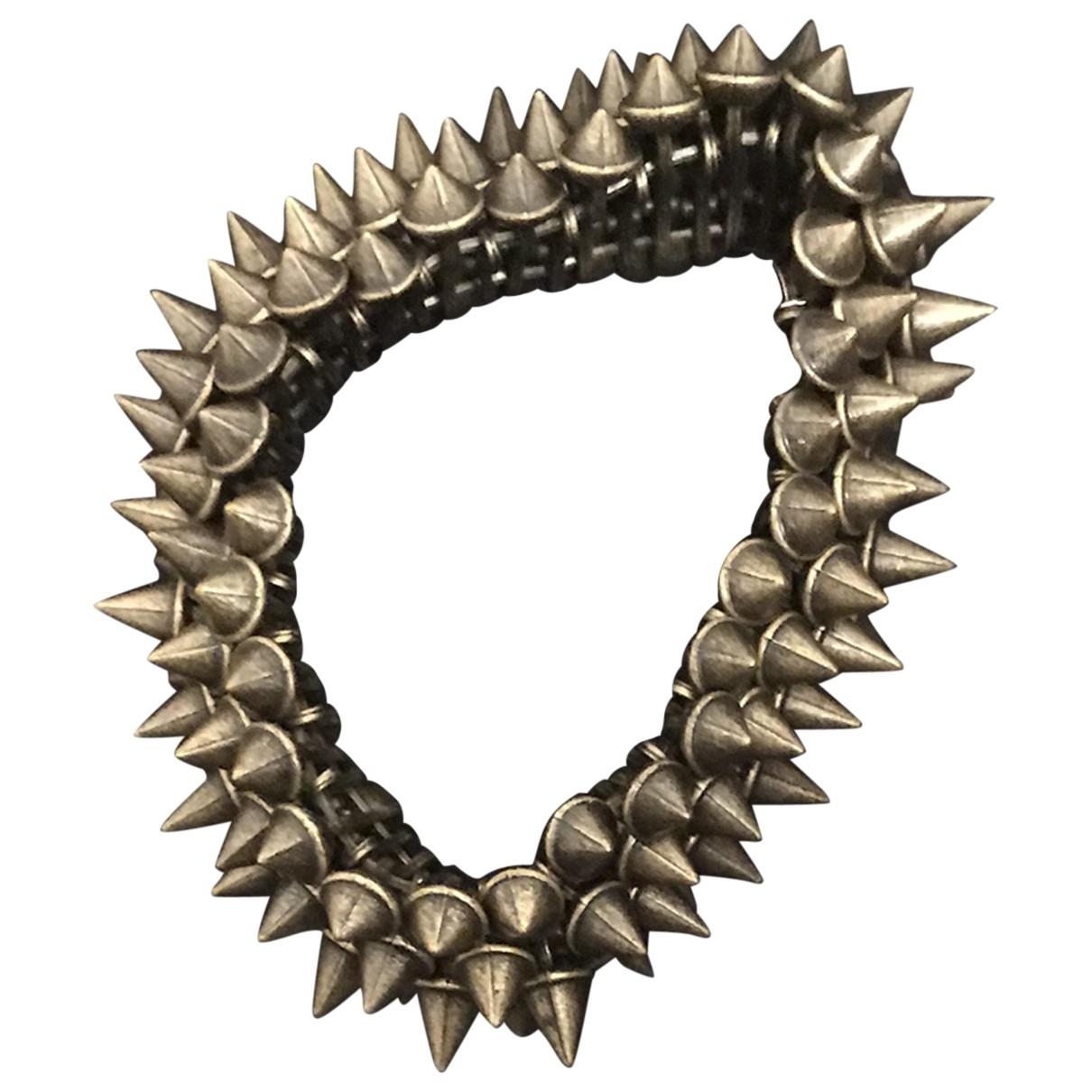 Ash - Bracelet   pour femme en acier - kaki