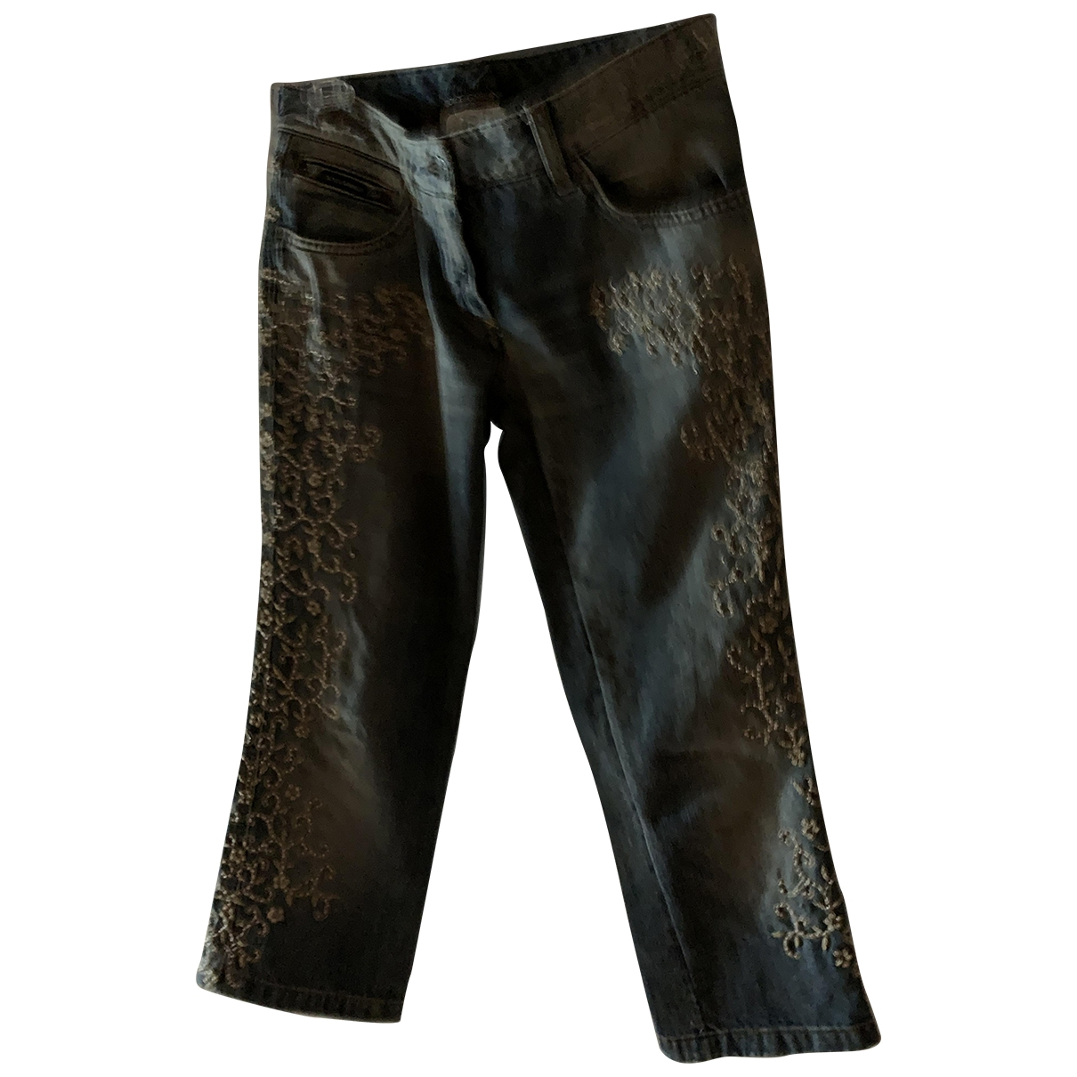 Dolce & Gabbana \N Cotton Jeans for Women 36 FR