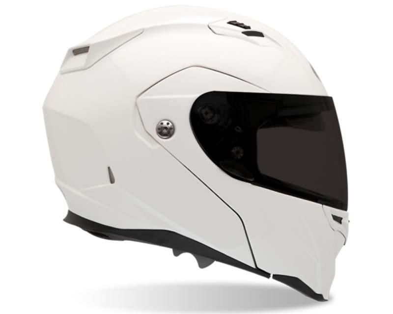 Bell Racing 2033321 Revolver Evo White Helmet 62-63 | 2XL