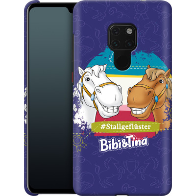 Huawei Mate 20 Smartphone Huelle - Bibi und Tina Stallgefluester von Bibi & Tina