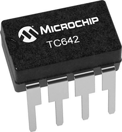 Microchip TC642COA Fan Controller IC 8-Pin, SOIC (100)