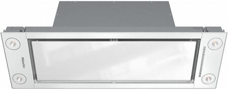 DA2698BRWS 36 Insert Ventilation Hood with Energy-Efficient LED Lighting  Backlit Controls  and Conactivity  in Brilliant