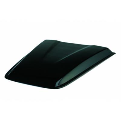 Auto Ventshade Hood Scoop (Black) - 80004