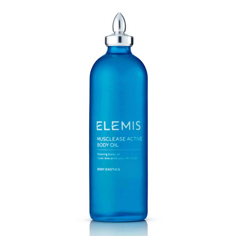ELEMIS MUSCLEASE ACTIVE BODY OIL (100 ml / 3.3 fl oz)