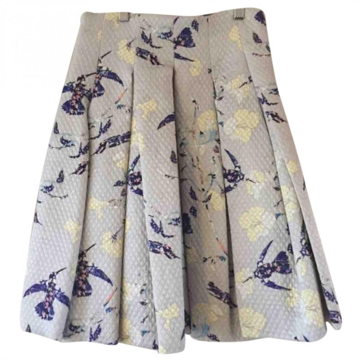 Cacharel \N Blue skirt for Women 36 FR