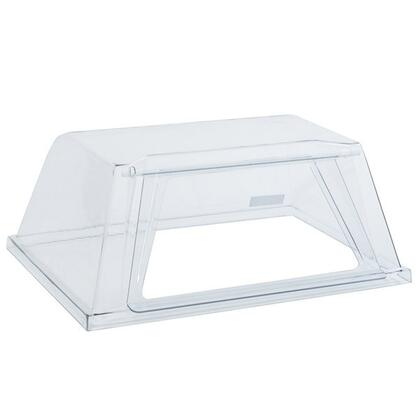 8027GD Polycarbonate Self Serve Sneeze Guard for 8027 Series Roller Grills  in