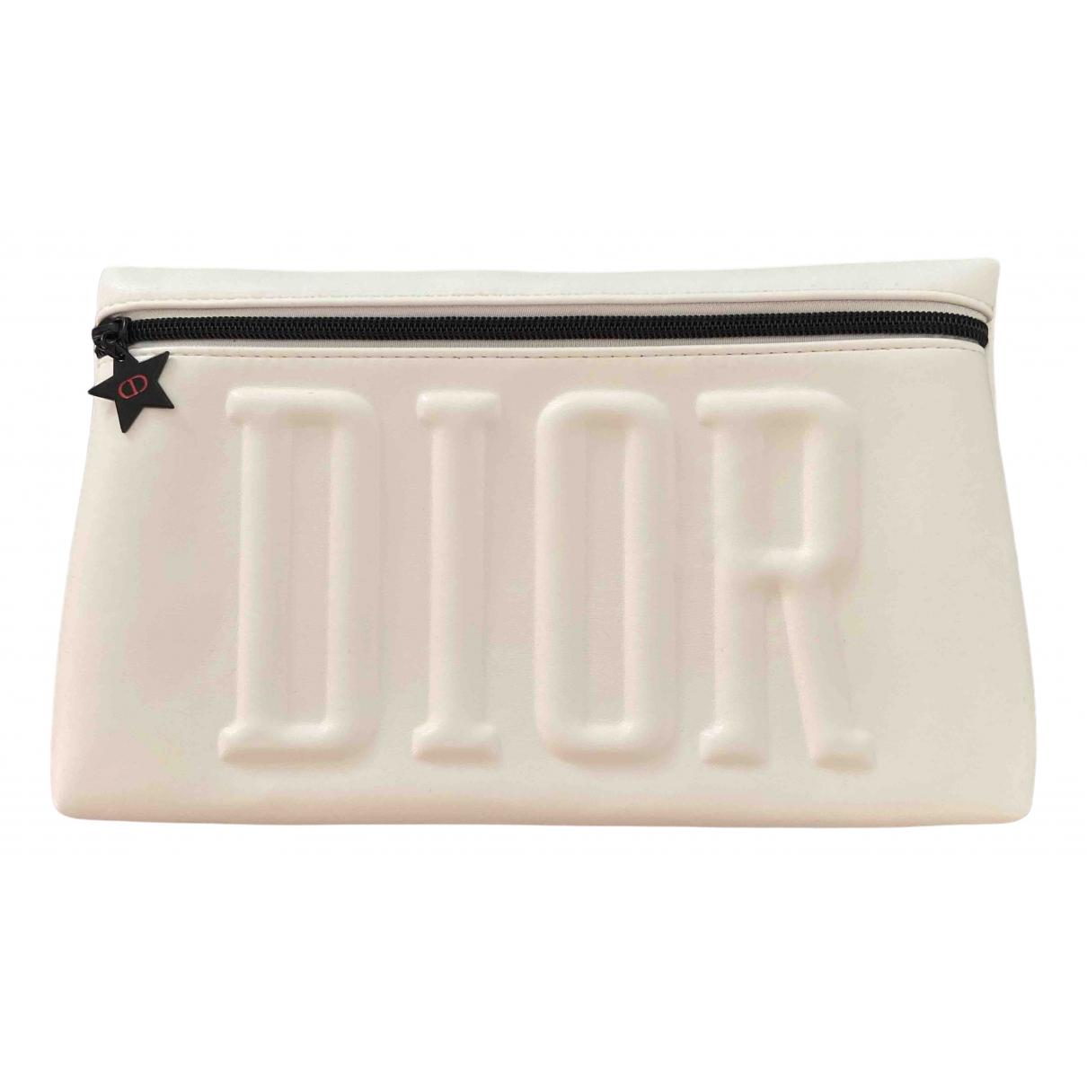 Dior - Portefeuille   pour femme - blanc