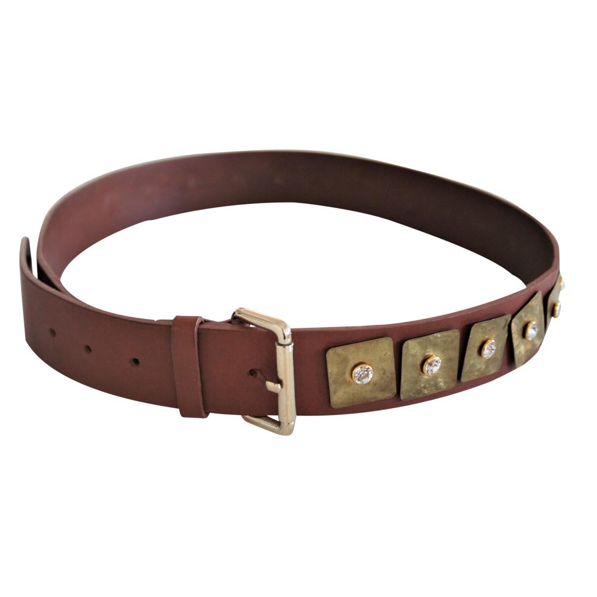 Cinturon de Cuero Blumarine