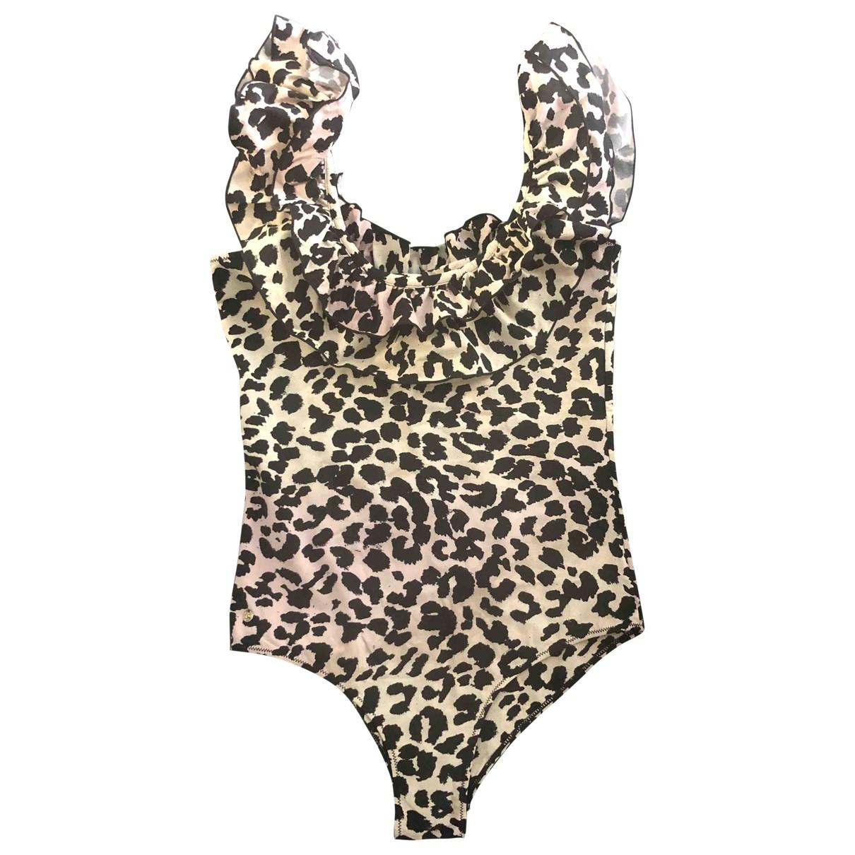 Non Signé / Unsigned \N Multicolour Lycra Swimwear for Women \N