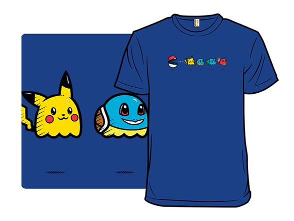 Pac-mon Ball T Shirt