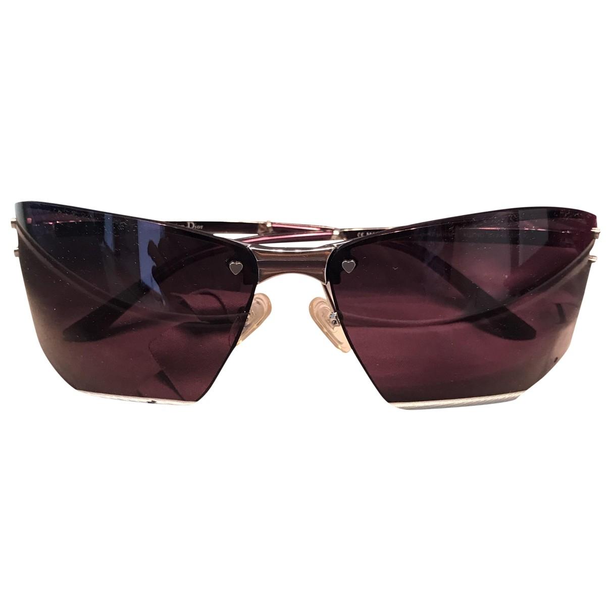 Dior Stellaire 1 Sonnenbrillen in  Lila Kunststoff