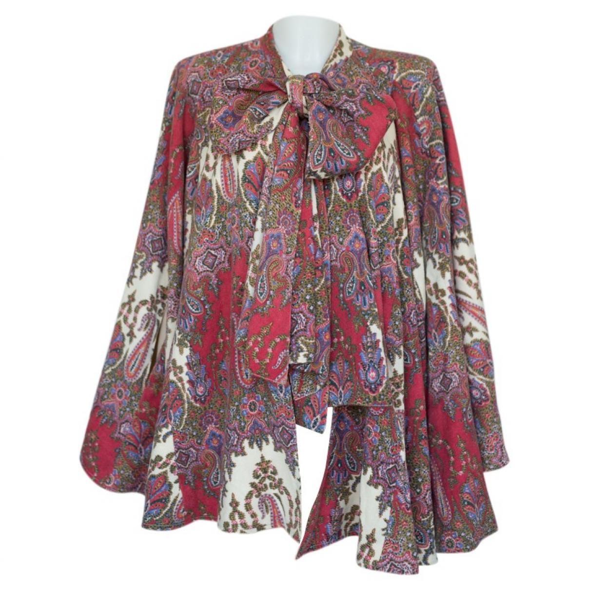 tophop \N Multicolour Cotton jacket for Women 40 FR