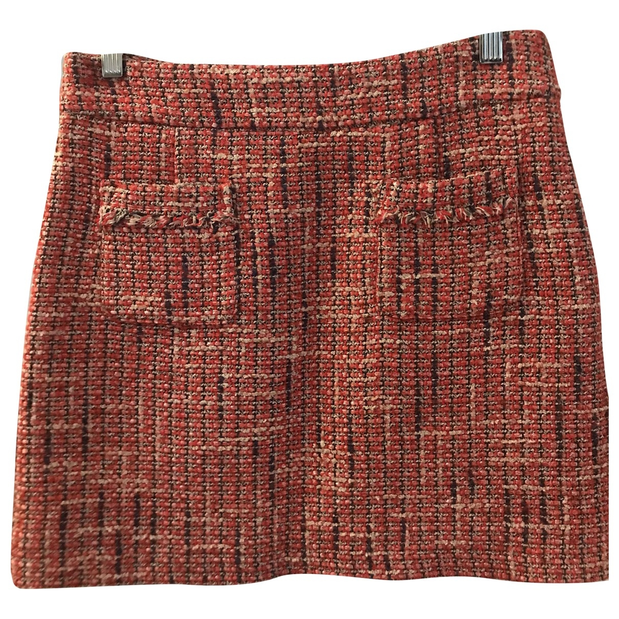 Mini falda Tweed Comptoir Des Cotonniers