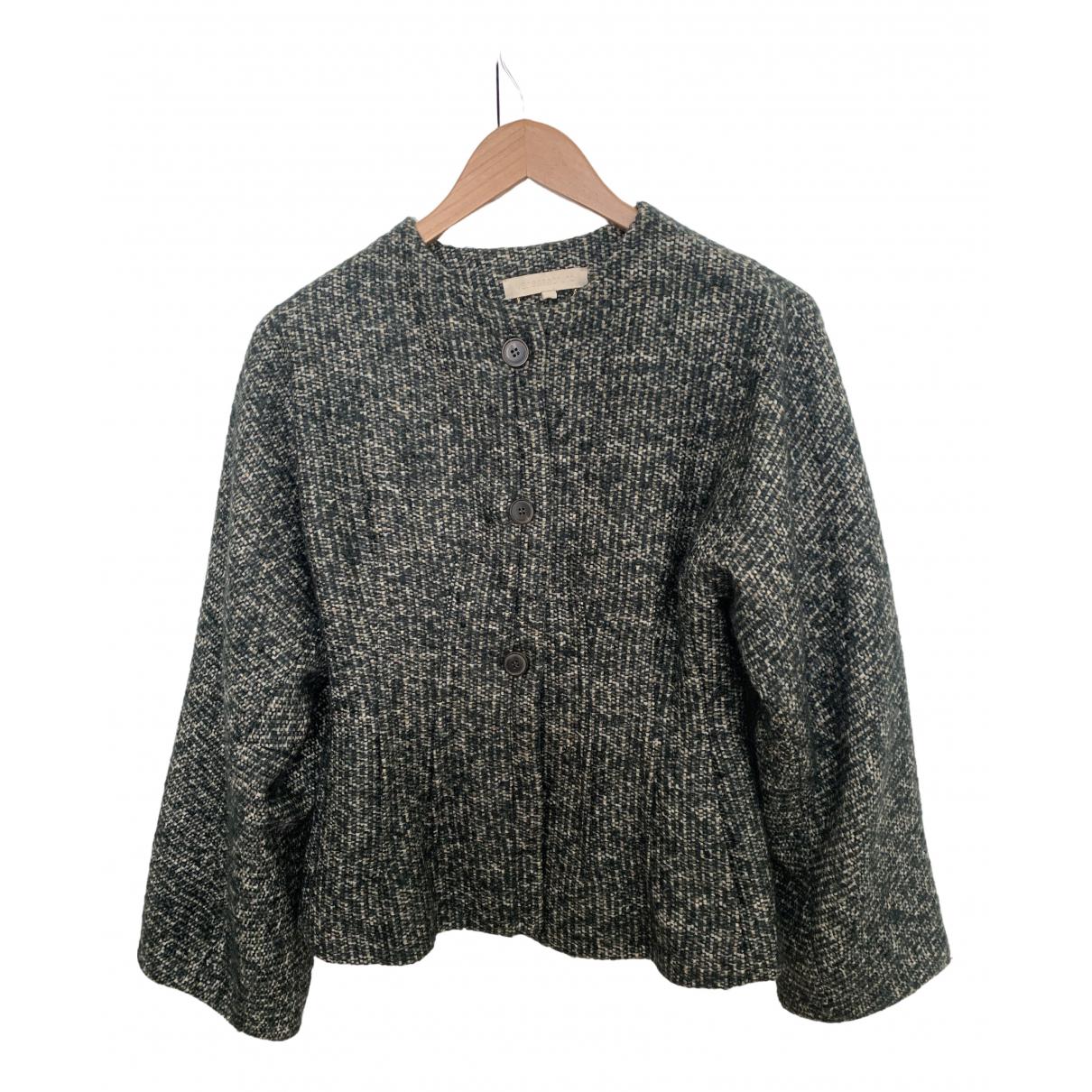 Vanessa Bruno - Veste   pour femme en laine - vert