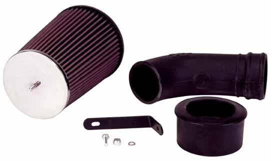 K&N 57-3503 Performance Air Intake System Honda