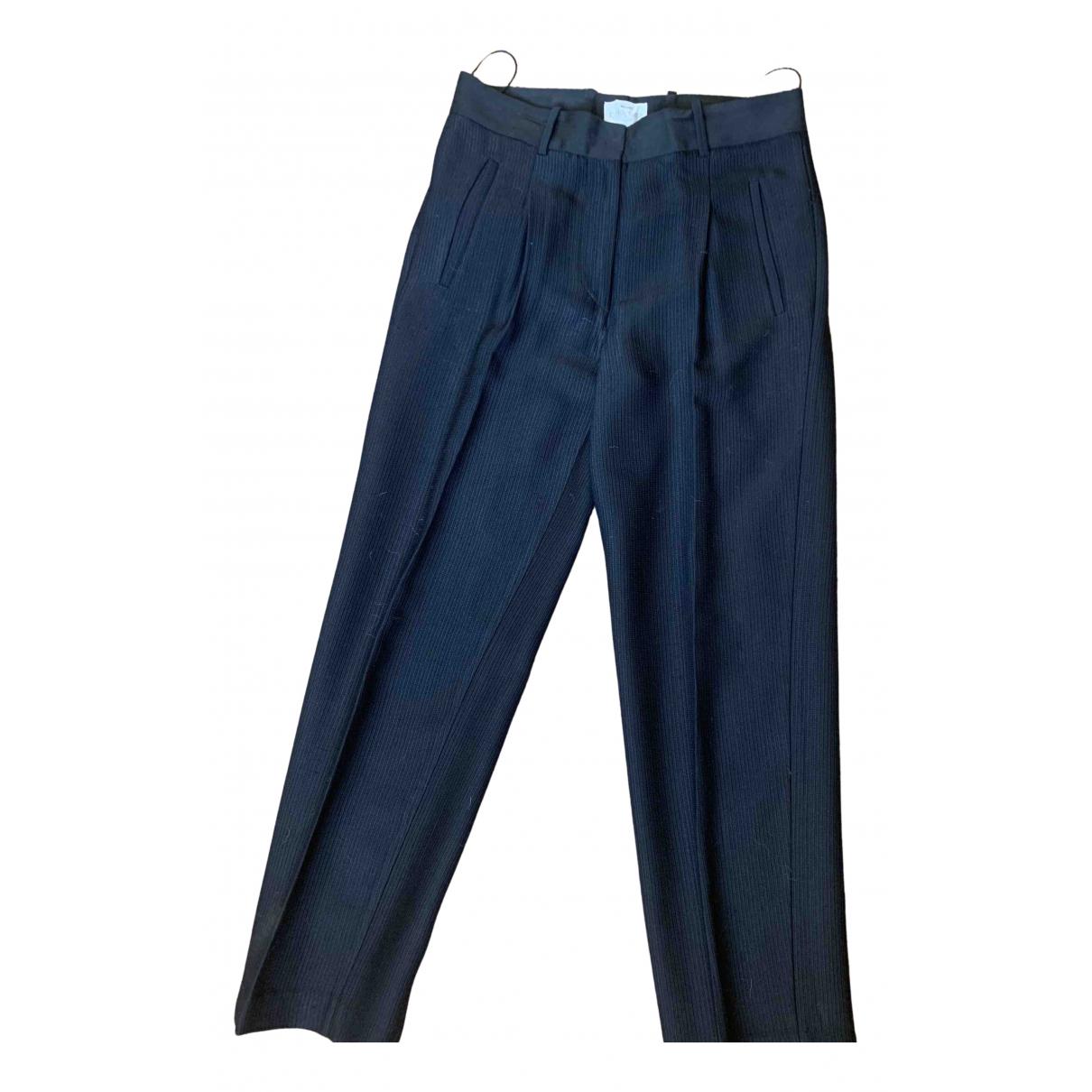 Pantalon de traje de Lana Forte_forte