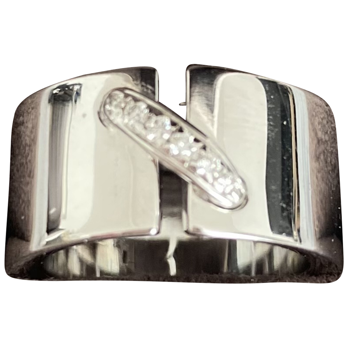Chaumet Liens Silver White gold ring for Women 48 MM