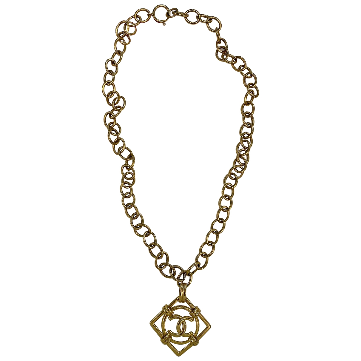 Collar largo Chanel
