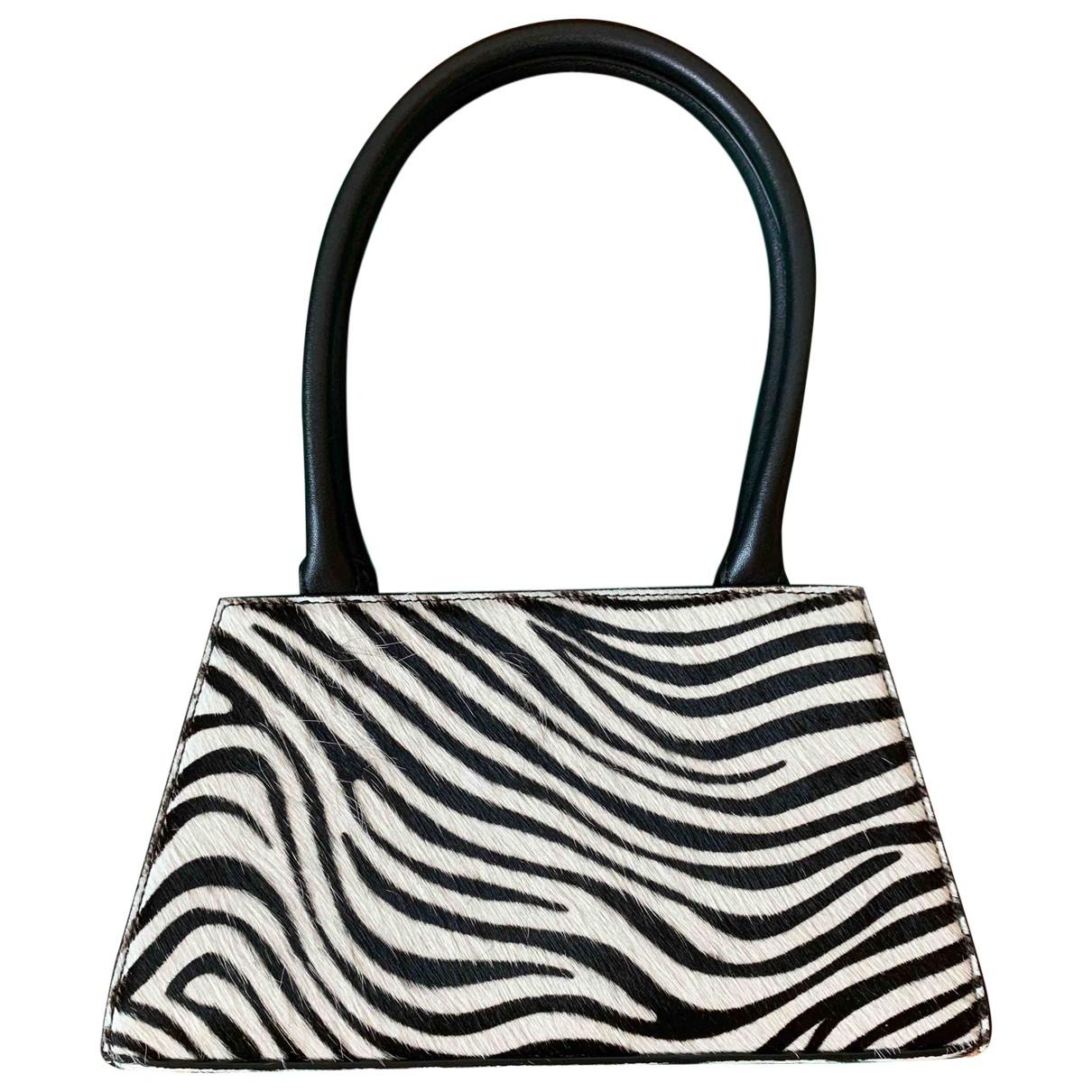 Rixo \N Black Pony-style calfskin handbag for Women \N