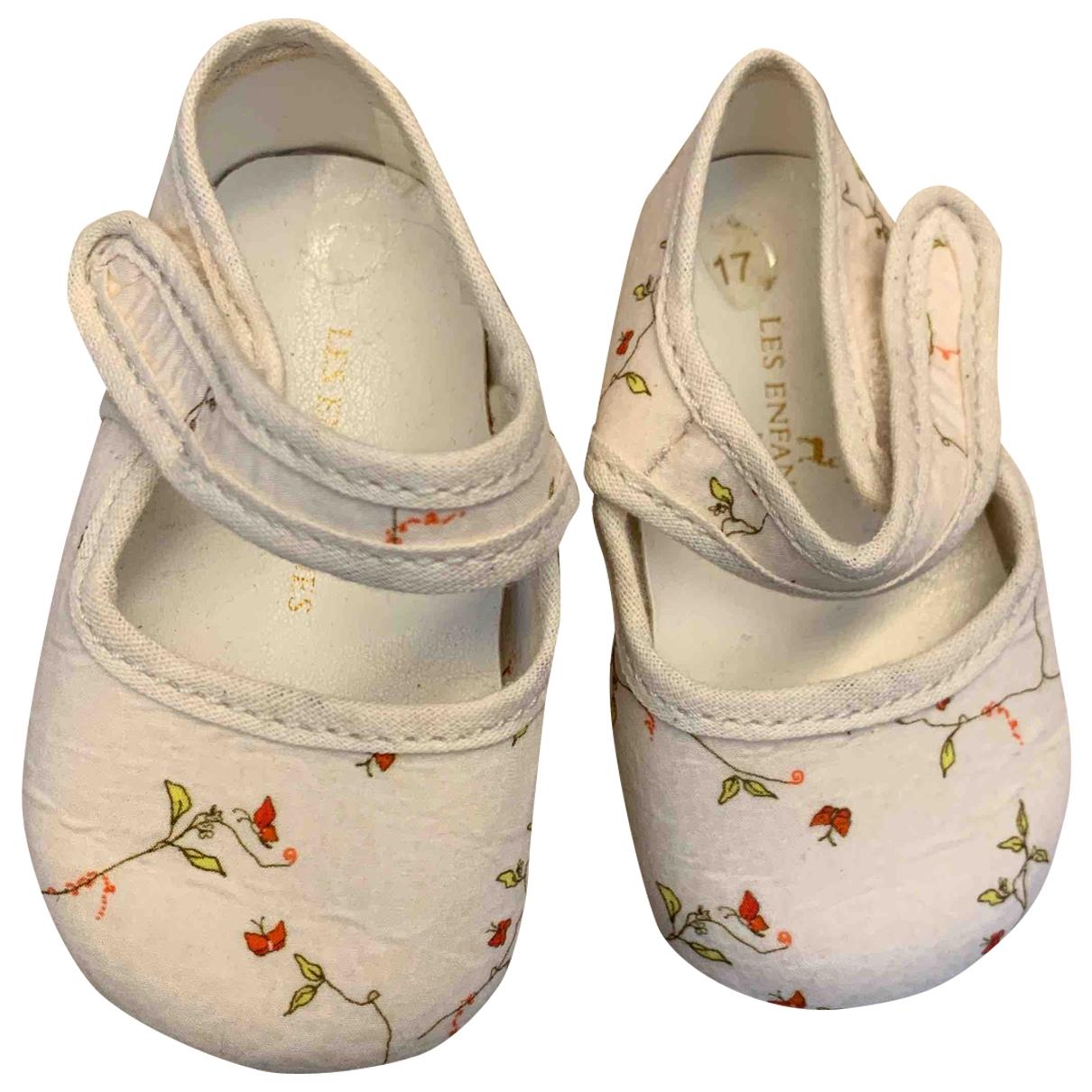 Les Enfantines \N Multicolour Cloth First shoes for Kids 17 EU