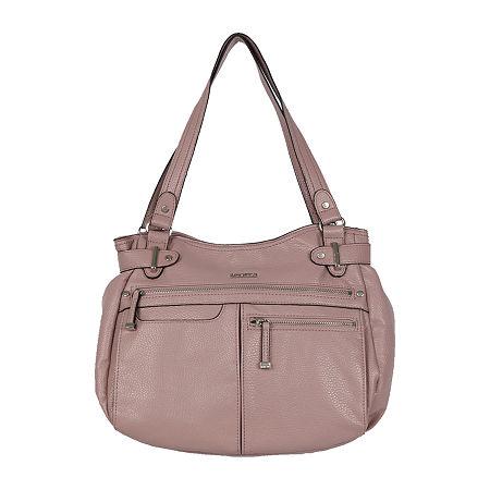 Rosetti Jaylin 4 Poster Shoulder Bag, One Size , Pink