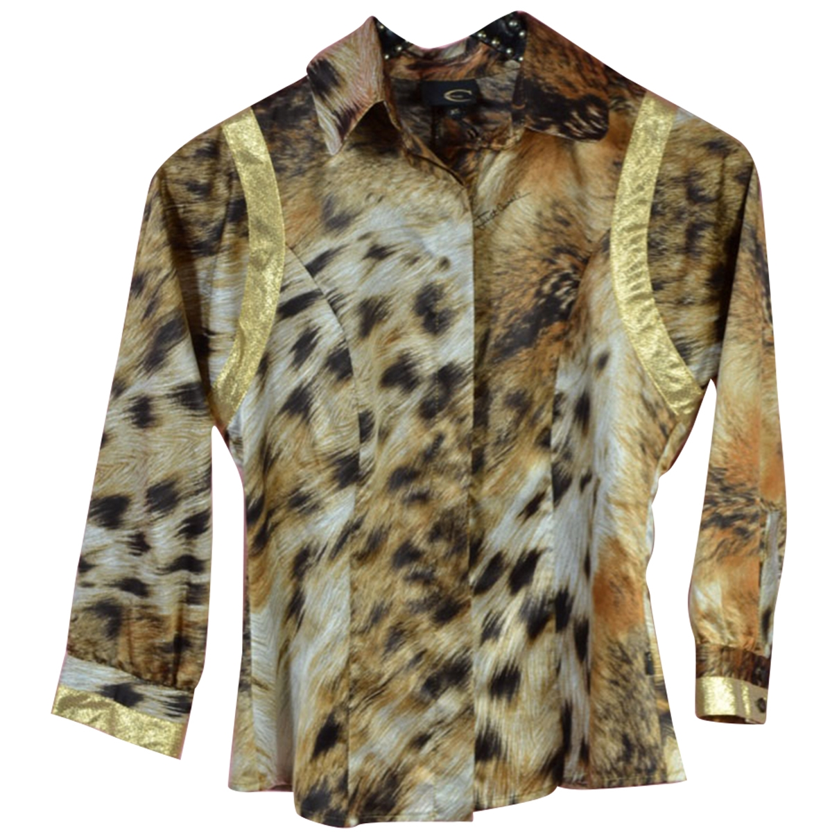 Just Cavalli \N Top in  Bunt Polyester