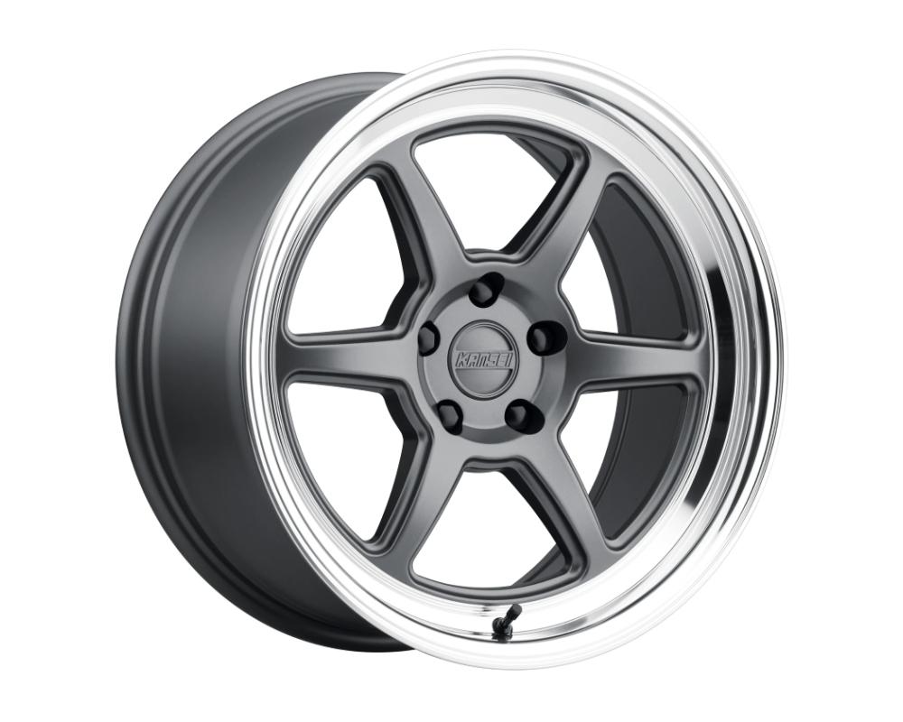 Kansei Roku Wheel 18x9 5x114.3 12mm Matte Grey