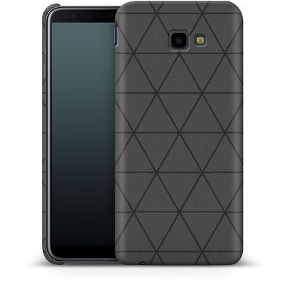 Samsung Galaxy J4 Plus Smartphone Huelle - Ash von caseable Designs